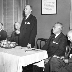 4-H Club Electric Congress, Farm and Home Week, Raleigh, North Carolina, 1947