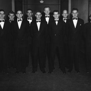 Pi Tau Sigma, fall 1950 initiates