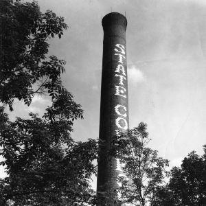 NCSU Smokestack