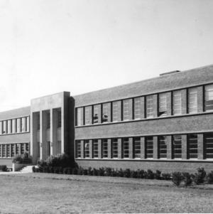 Scott Hall, North Carolina State College
