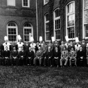 Phi Psi Honor Fraternity, 1939
