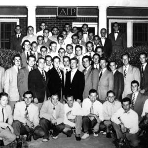 Alpha Gamma Rho, 1949-1950