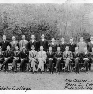 NC State College, Rho chapter of Theta Tau, 1926
