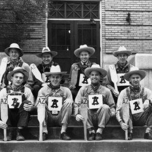 1948 Alpha Zeta members