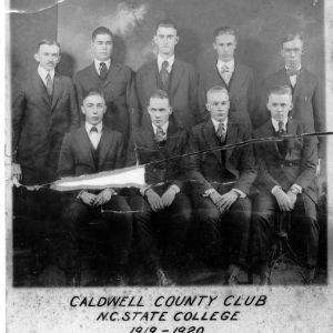 Caldwell County Club