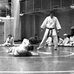 Judo club event