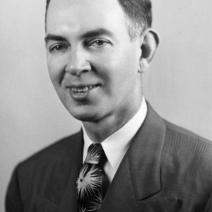 Clarence Asbill portrait