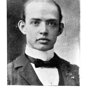 Samuel E. Asbury portrait, class of 1893