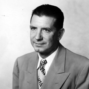 Frederick S. Barkalow portrait