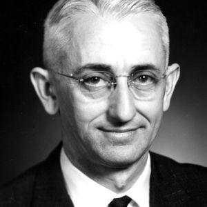 Walter G. Andrews portrait