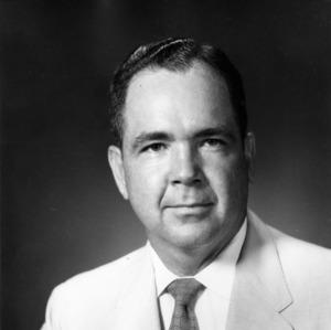 T. Carlton Blalock portrait
