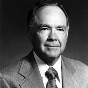 Dr. T. Carlton Blalock portrait