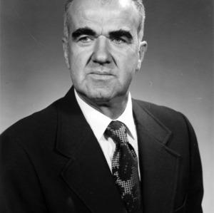 G. H. Blessis portrait
