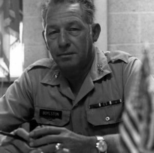 Colonel Boylston