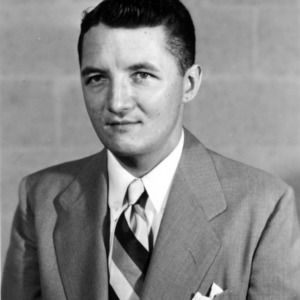 Dr. B. Floyd Brown portrait