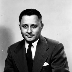 Dr. W. F. Babcock portrait