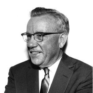 Leonard D. Baver portrait