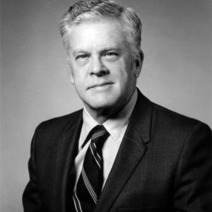 Dr. Kenneth O. Beatty portrait