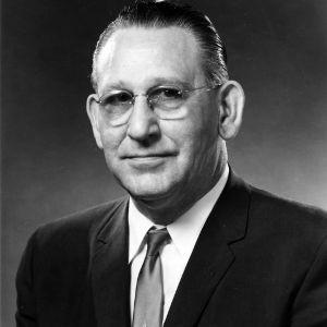 Charles R. Bramer portrait