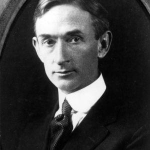 Portrait of T. E. Browne