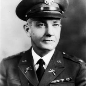 Colonel C. S. Caffery portrait