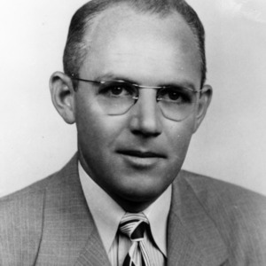 Dr. W. E. Colwell portrait