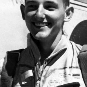 Cadet Wiley E. Conder