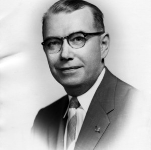 Clifford E. Craver portrait
