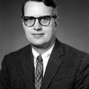 Donald L. Dean portrait