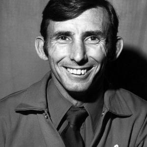 Coach Jerry Daniels portrait