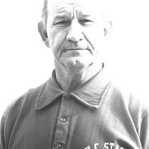 Coach Peanut Doak portrait