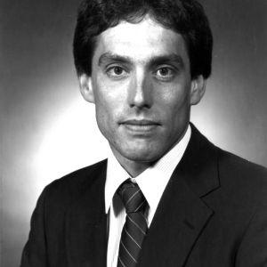 Bill Dougherty portrait