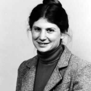 Margaret Daub portrait