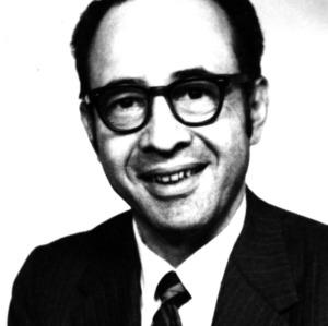 Dean Carl J. Dolce portrait