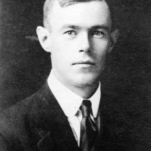 Alfred A. Dixon portrait