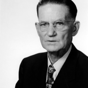 Dr. Robert S. Curtis portrait