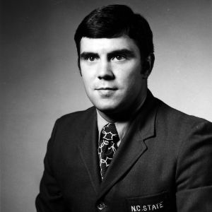 Assistant Coach Dick Draganac portrait