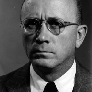 Harry B. Garden portrait