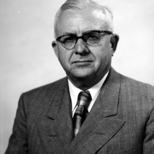 Dr. Hilbert A. Fisher portrait
