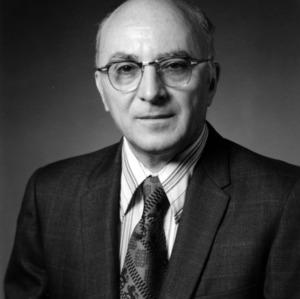 Dr. Bert Garcia portrait