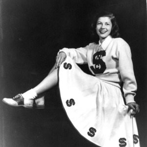 Elizabeth Frazier. ca. 1946.