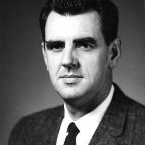 Dr. Eric L. Ellwood portrait