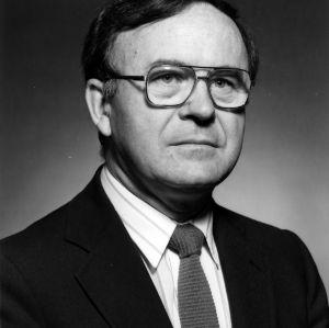 John Grainger portrait