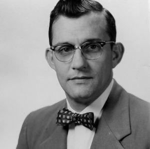 Dr. William Cullen Hackler portrait