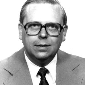 John Hauser portrait