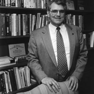 Dean Wilbur L. Meier Jr. portrait