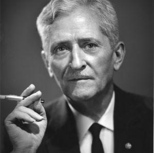Professor Jehu D. Paulson portrait