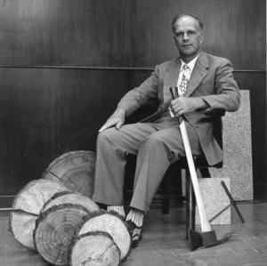 Dean Richard J. Preston portrait