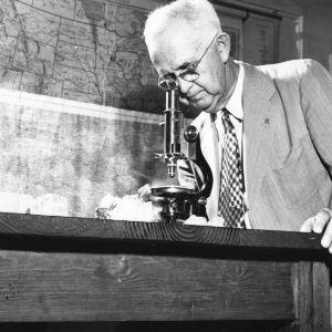 Jasper L. Stuckey, Professor of Geology.