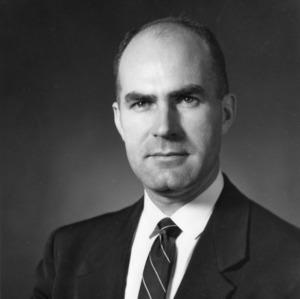 Dr. Homer C. Folks portrait